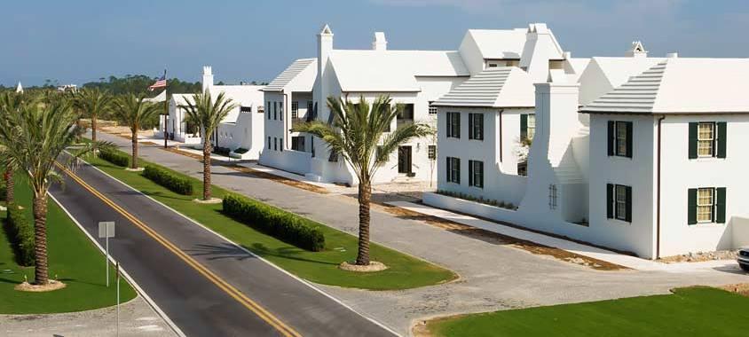 Alys beach for 30a home builders