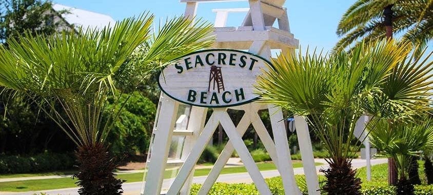 Seacrest Beach
