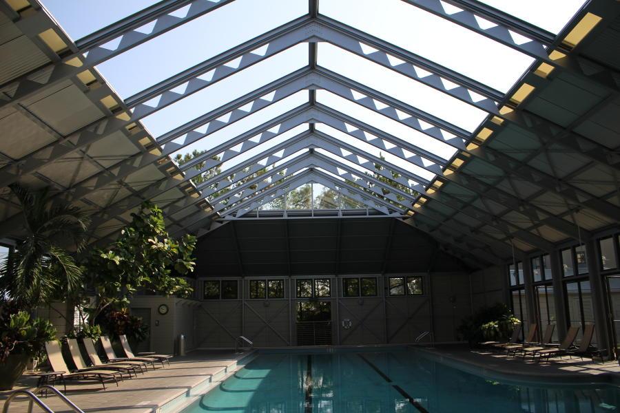 Rosemary Beach Indoor Pool Is Amazing