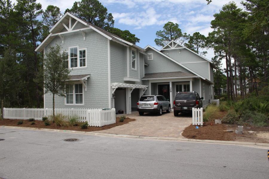 New Watersound West Beach Home On 30a