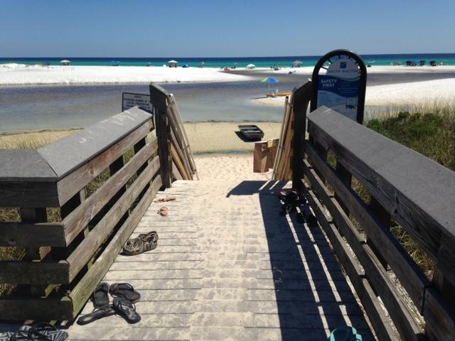 santa rosa beach market report