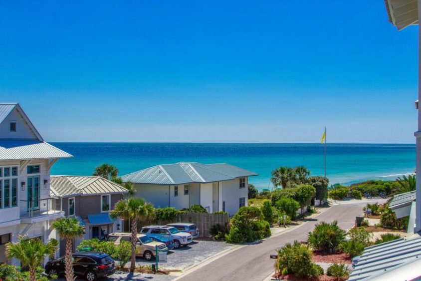 Awesome Gulf View Home Inlet Beach