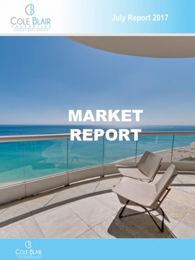July Market Report Sandestin Destin